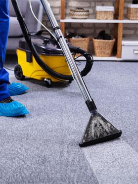 Service de nettoyage de moquette