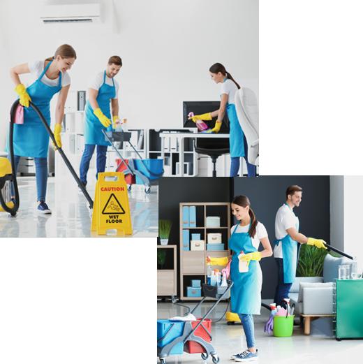 faire appel à une entreprise de nettoyage